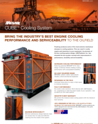 Cube Cooling System Global